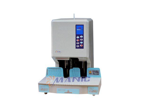 Máy khoang ống nhựa Manic Bieng