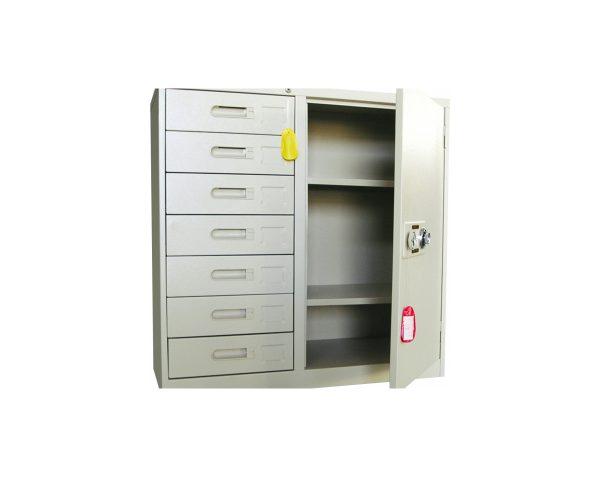 Tủ hồ sơ có hộc kéo