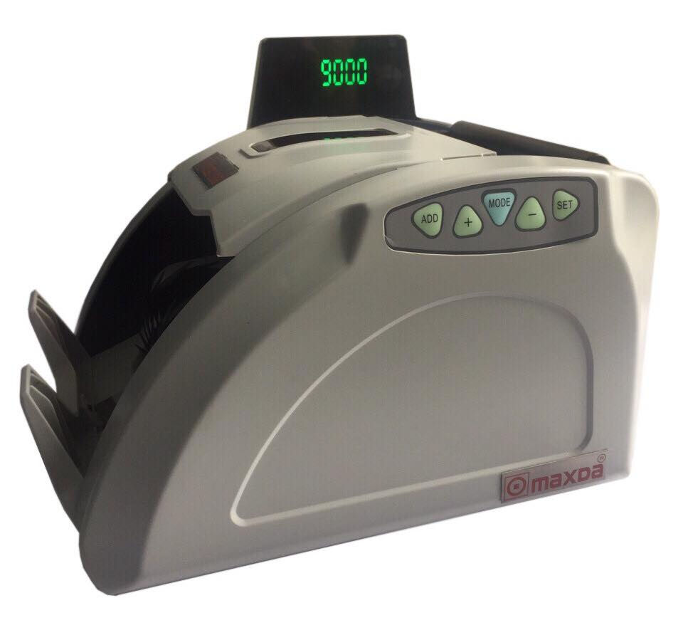 máy đếm tiền maxda 9000