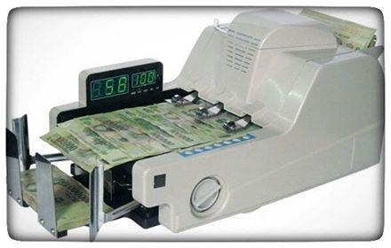 Máy đếm tiền XIUDUN