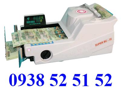 máy đếm tiền super bc35