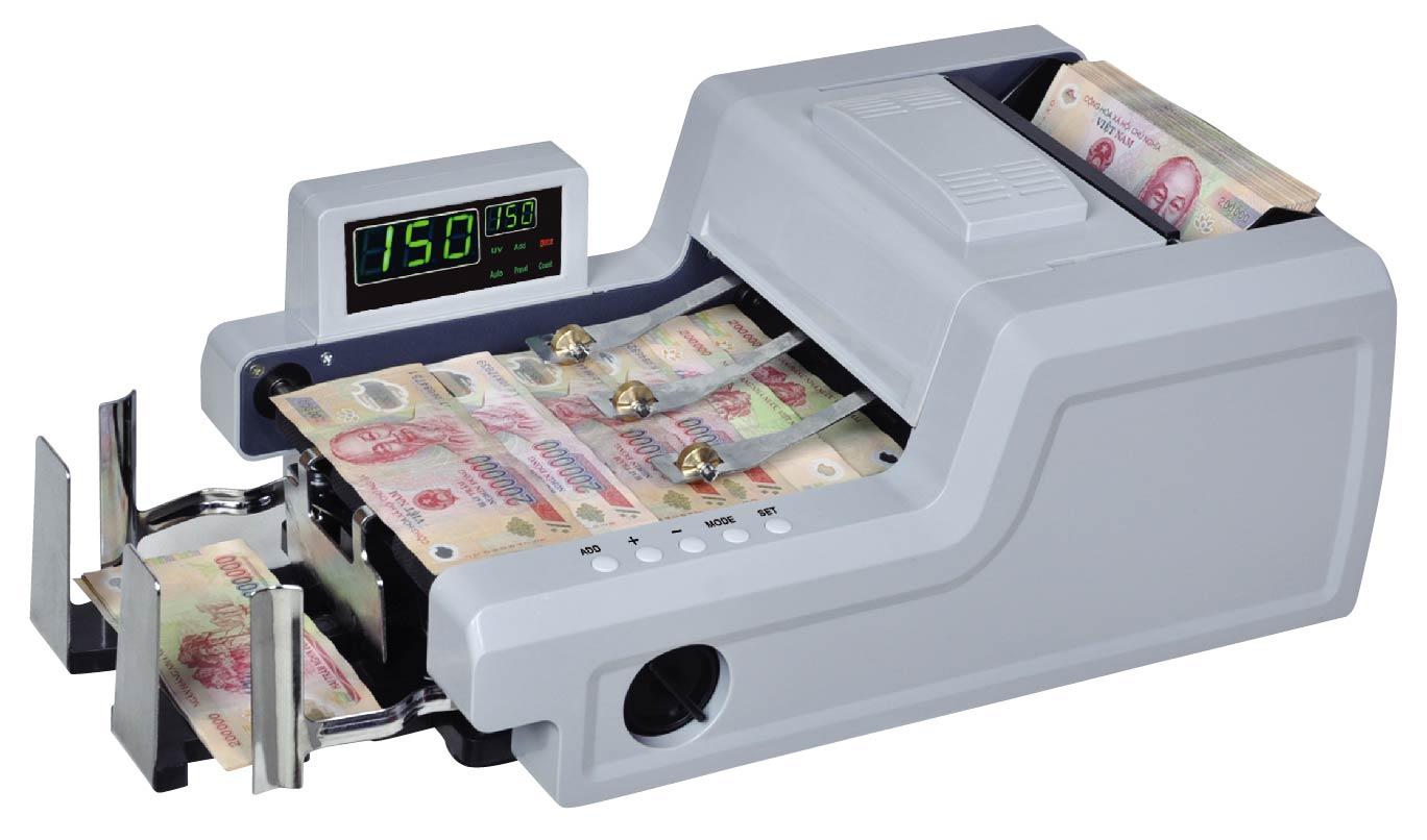 Giới thiệumẫuMáy đếm tiền