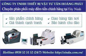 Máy đếm tiền tại Tây Ninh
