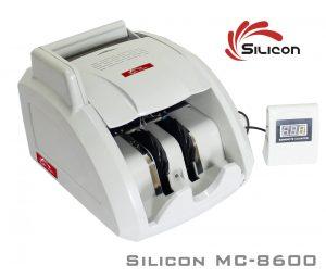 Máy điếm tiền giá rẻ Silicon MC8600