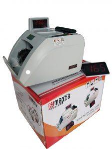 Máy đếm tiền cao cấp Maxda 2165